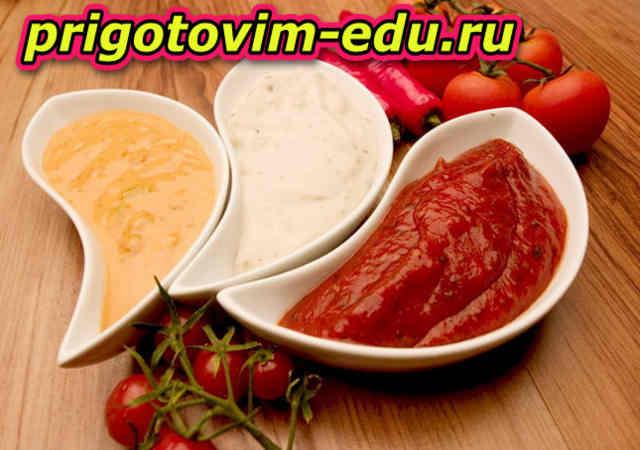 Домашние рецепты приправ к мясным блюдам