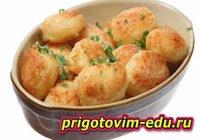 Как готовить картофель «Дофин»