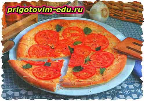 Пицца «Синьор Помидор»