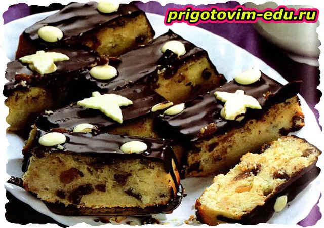 Творожные сырники в шоколадной глазури