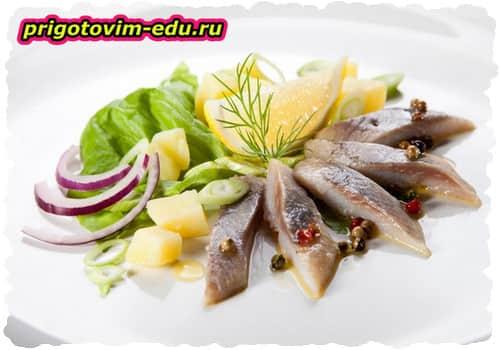 7 рецептов Маринада для рыбы (сельди)