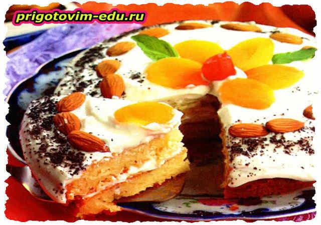 Торт «Вкуснятина»