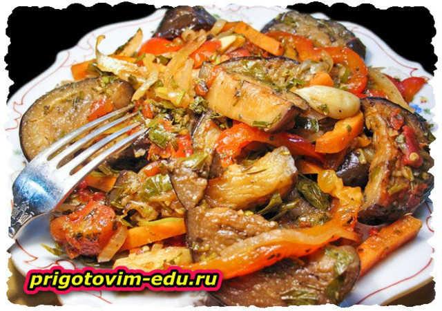 Аджапсандал грузинская кухня