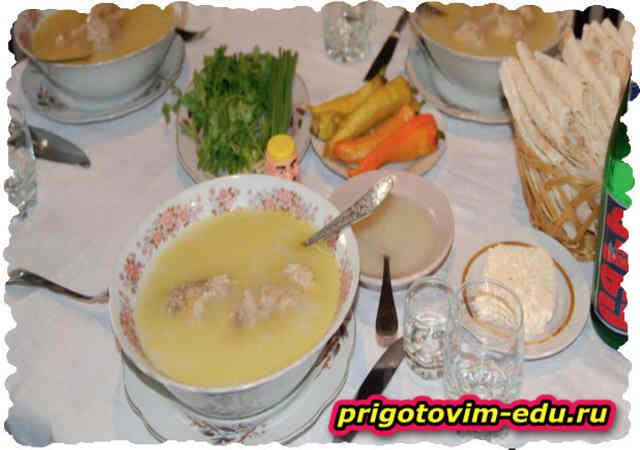 Что такое Армянский Хаш ?