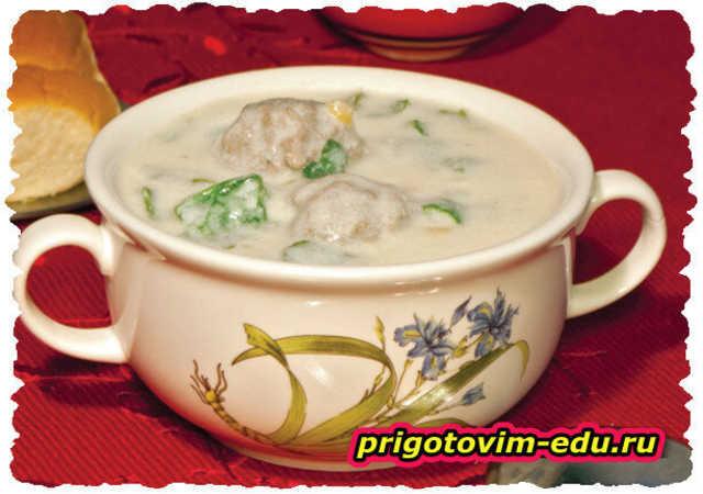 Довга (азербайджанский кисломолочный суп)