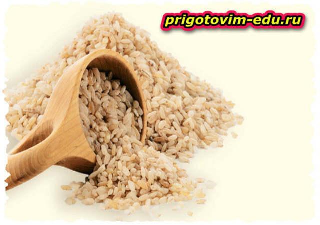 Какие бывают сорта риса ?