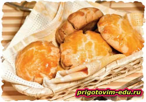 Шакер-чурек (сладкое печенье)