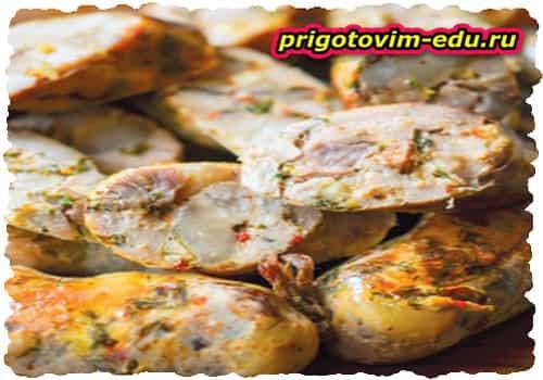 Венгерская пряная колбаса