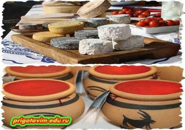 Сыр по-армянски панир
