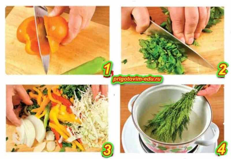 Рецепт капусты консервированной на зиму