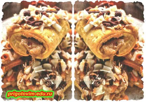 Творожное домашнее печенье