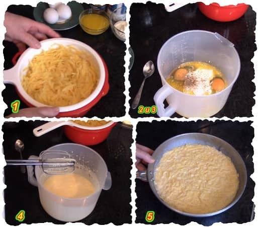 рецепт картофельная запеканка