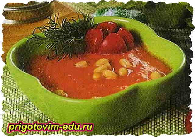 Томатный соус с кедровыми орехами