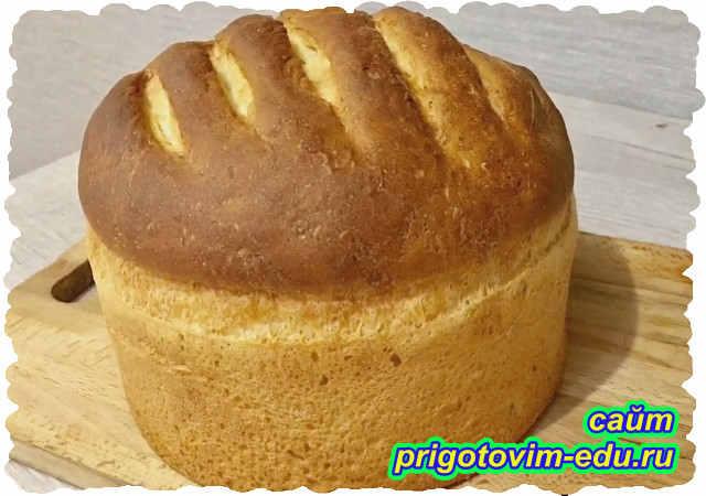 Как испечь домашний хлеб. Видео рецепт