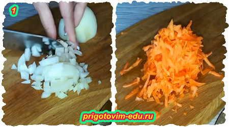Рецепт куриного супа с цветной капустой и чечевицей 1