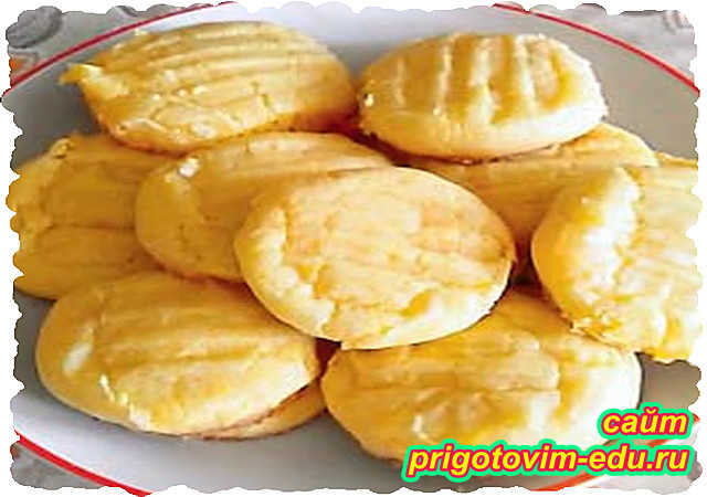 Печенье Шакер-лукум