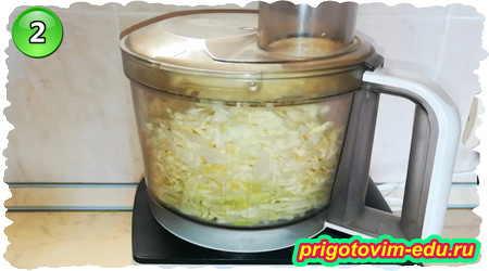 Как приготовить постные котлеты из картофеля со свежей капустой