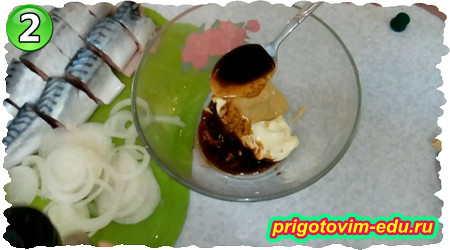Как запекать рыбу в духовке под горчичным соусом