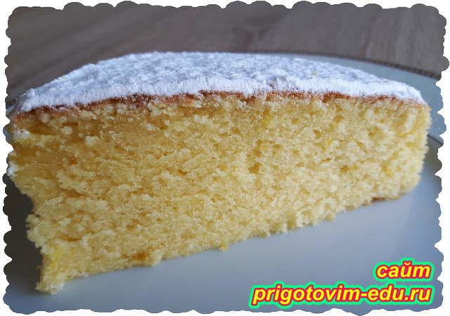 Итальянский пирог 12 ложек без весов