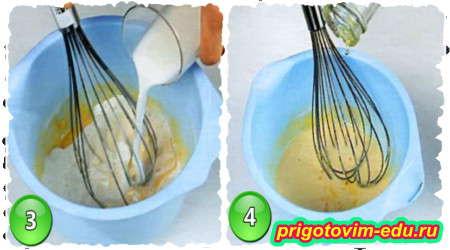 Рецепт оригинальных тонких ажурных блинчиков