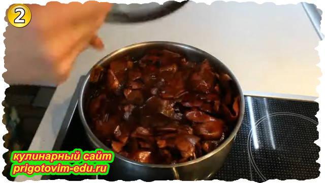 Как приготовить дома сало в луковой шелухе