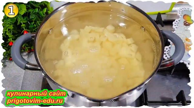 Как приготовить суп с фрикадельками и рисом