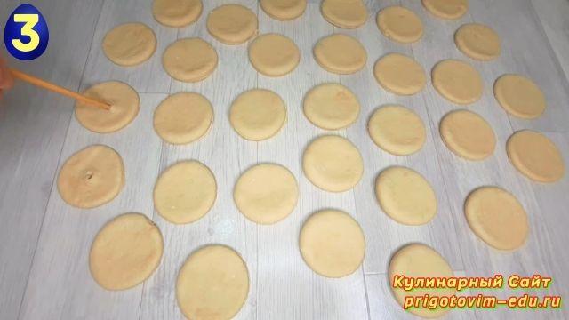 Как приготовить пышные творожные пончики 3